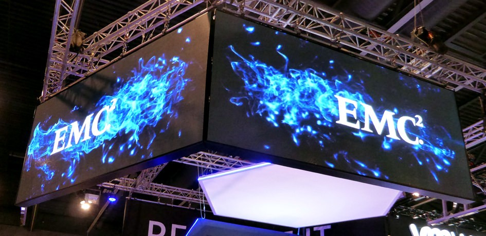 The Giant LED Video Wall