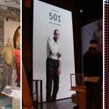 Giant LED Video Wall Install for Levi's (London and Paris flagship stores)